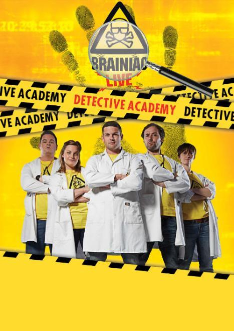 Brainiac Detective Academy
