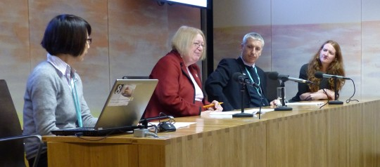 Digital switchover report launched at Senedd Nov 14