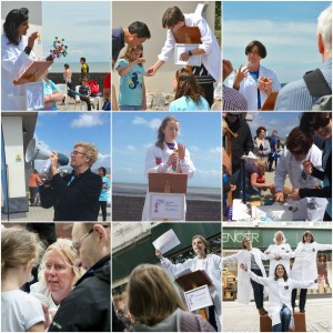 Soapbox Science Collage