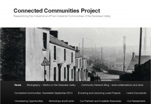 Connected Communities - homepage