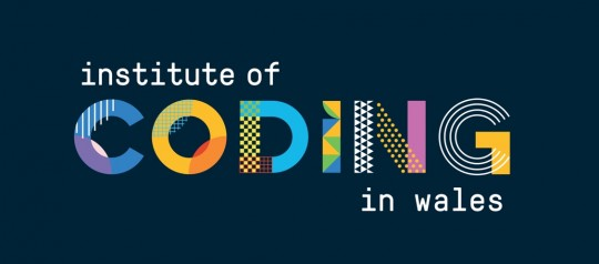 Institute of Coding Wales logo