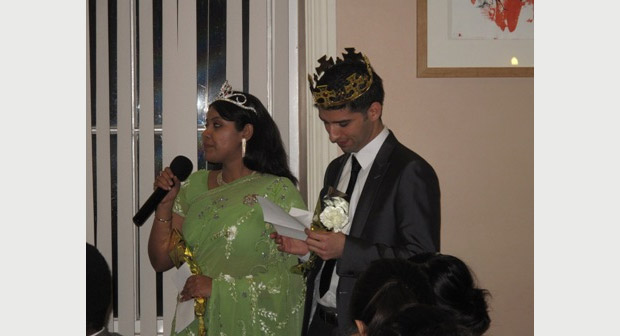 The LLM 2010 Prom King and Queen