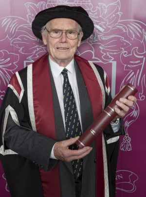 Professor Bernard Knight