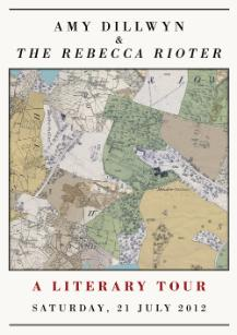 The Rebecca Rioter poster