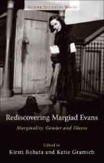 Image of the book 'Rediscovering Margiad Evans'