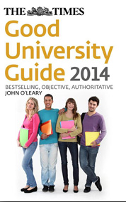 Times Good Uni Guide 2014