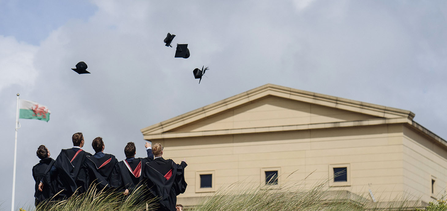 Utc Graduation 2020.Swansea University Remains Top In Wales In The Times And