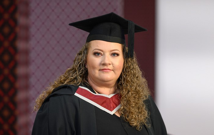 Nursing graduate's new life after winning drugs battle
