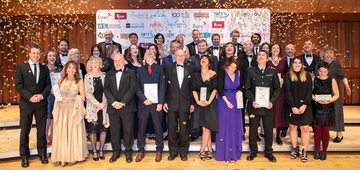 Awards celebrate research and innovation at Swansea University