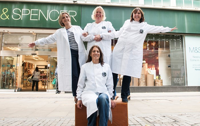 Swansea Soapbox Science 2020 appeals for speakers