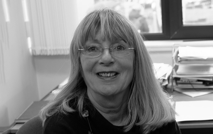 Sybil Crouch, formerly the Head of Cultural Services and leader of Taliesin Arts Centre at Swansea University, who has died.