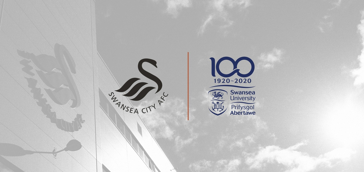 University announces new three-year partnership with Swansea City