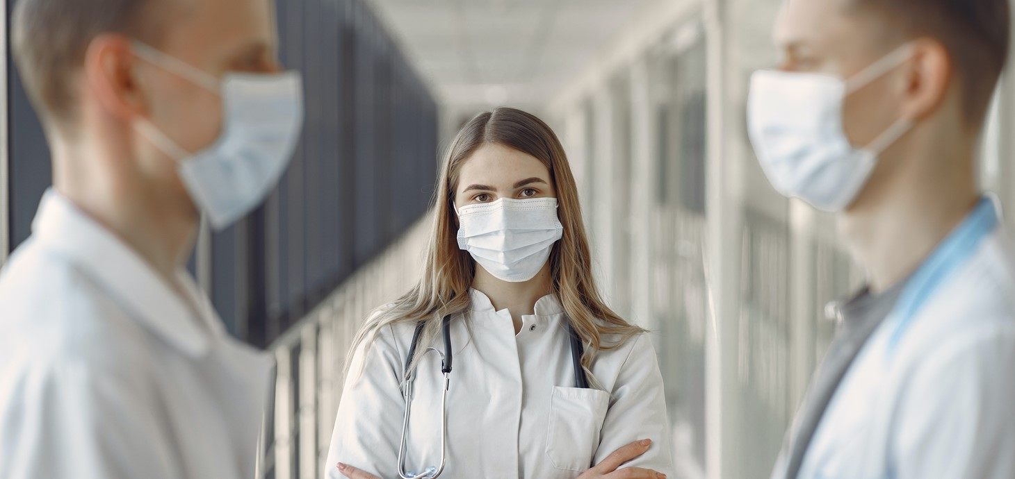 New study examines risks facing frontline medical staff during pandemic