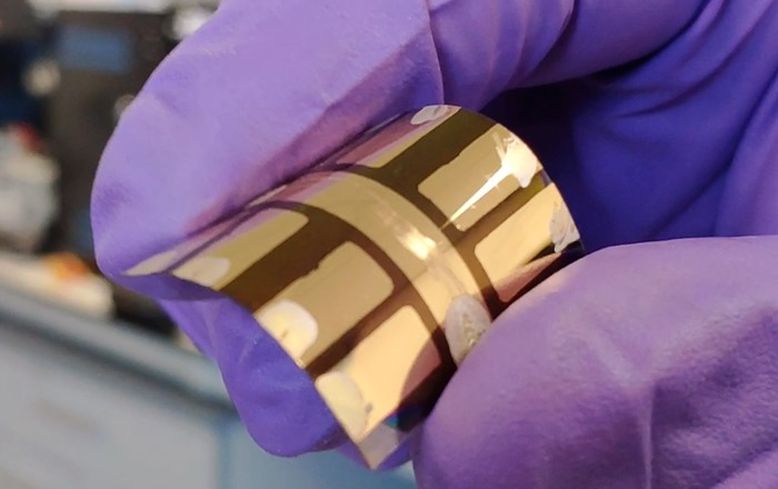 Flexible solar modules:  developed at Swansea University, these can be printed directly onto a flexible base, allowing them to be manufactured more cheaply, and used for more applications, than traditional solar cells.