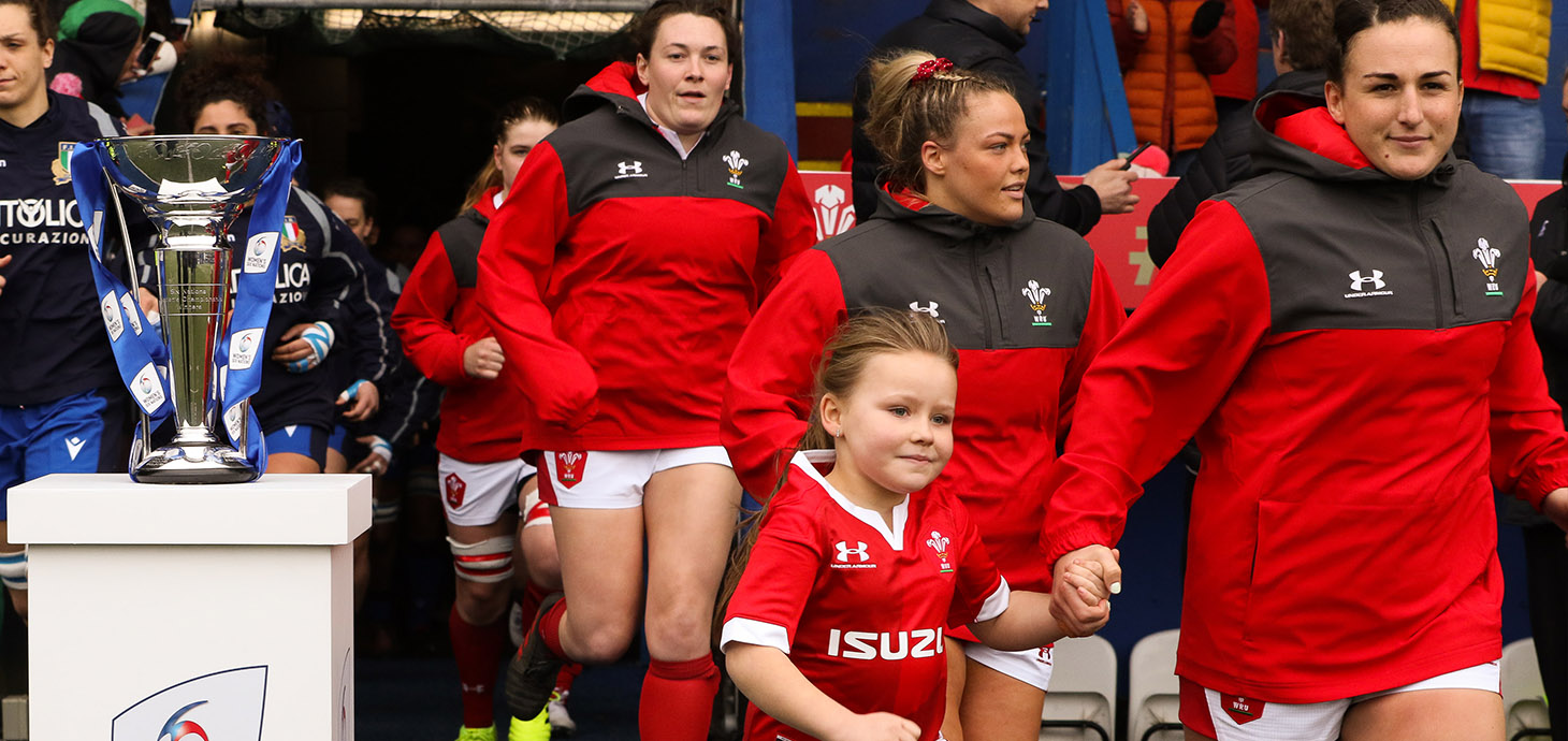 Wales Women prepare for Scotland clash at Swansea University