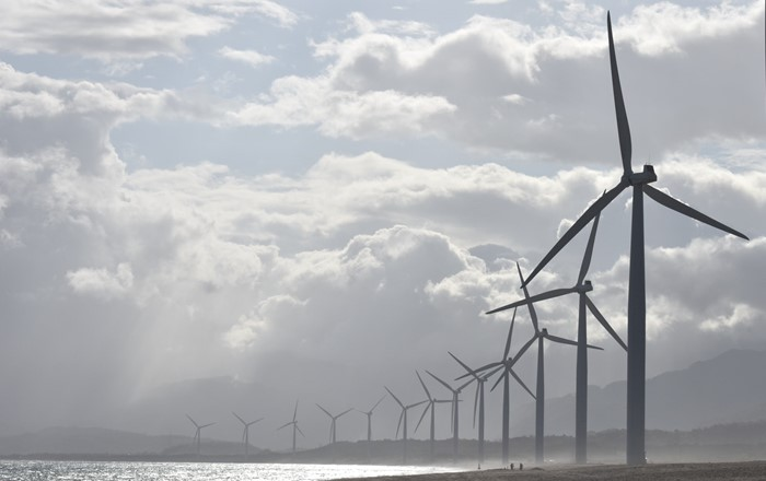Wind turbines - Steel is central to clean renewable energy – the tower and many other components of a wind turbine are made of steel