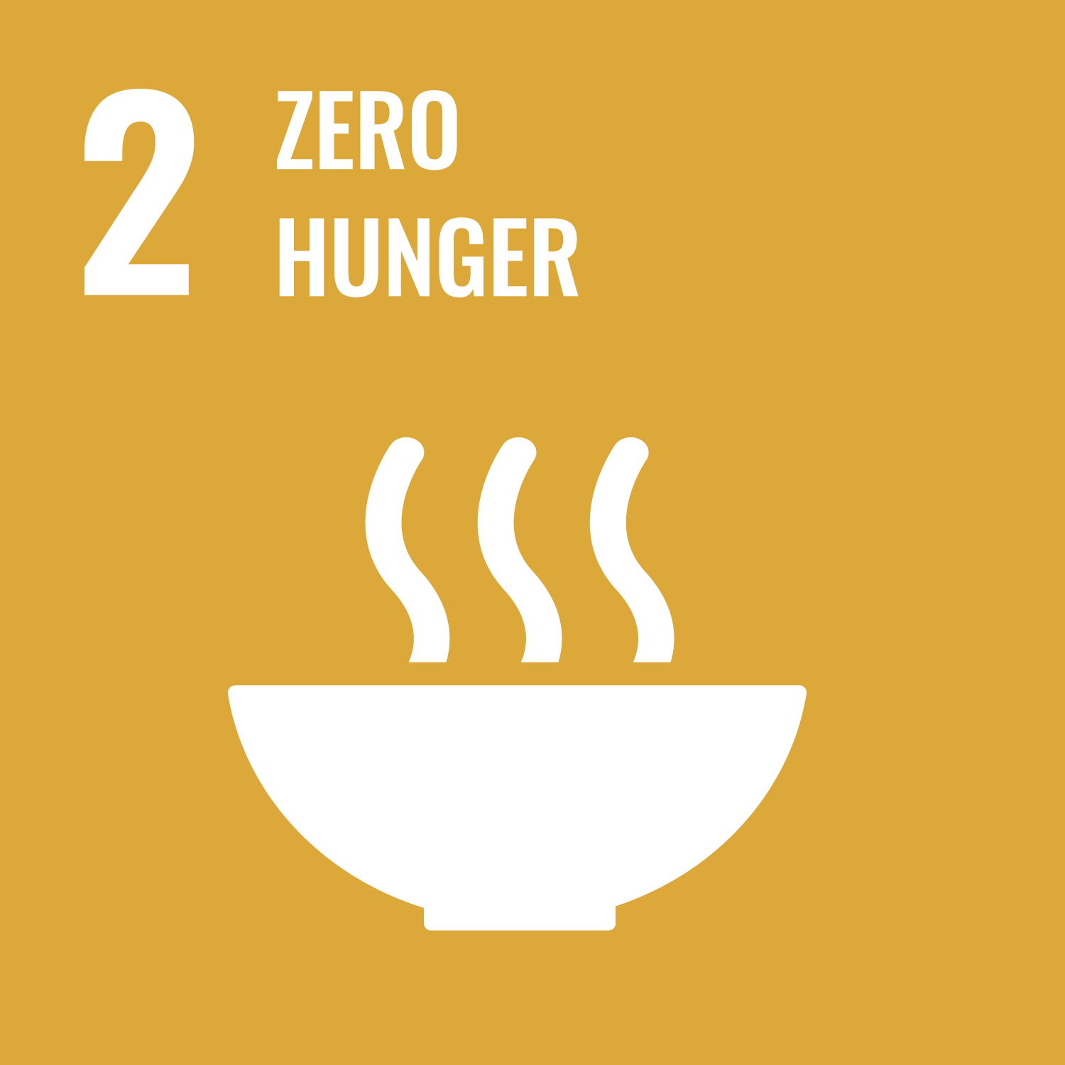 United Nations Sustainable Development Goal 02 - Zero Hunger