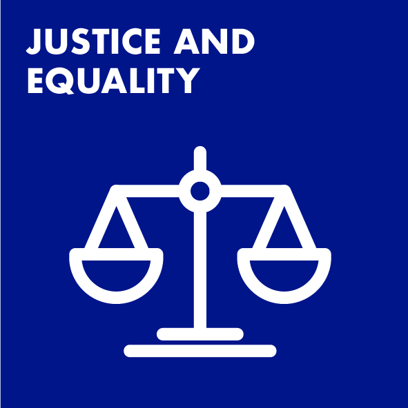 SU research theme - Justice and Equality