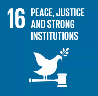 UN Sustainable goal - Justice