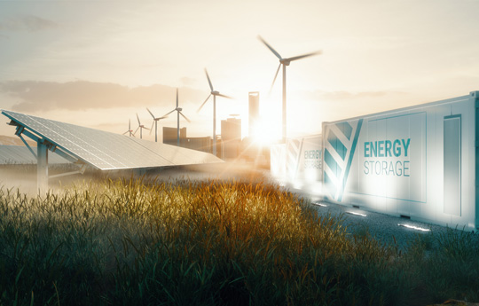 Developing sustainable energy storage solutions