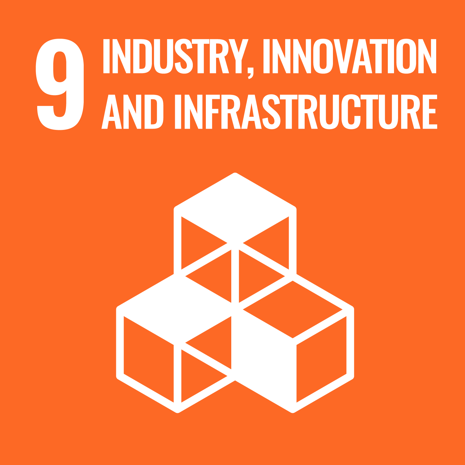 UN Sustainable goal - Industry, Innovation and Infrastructure