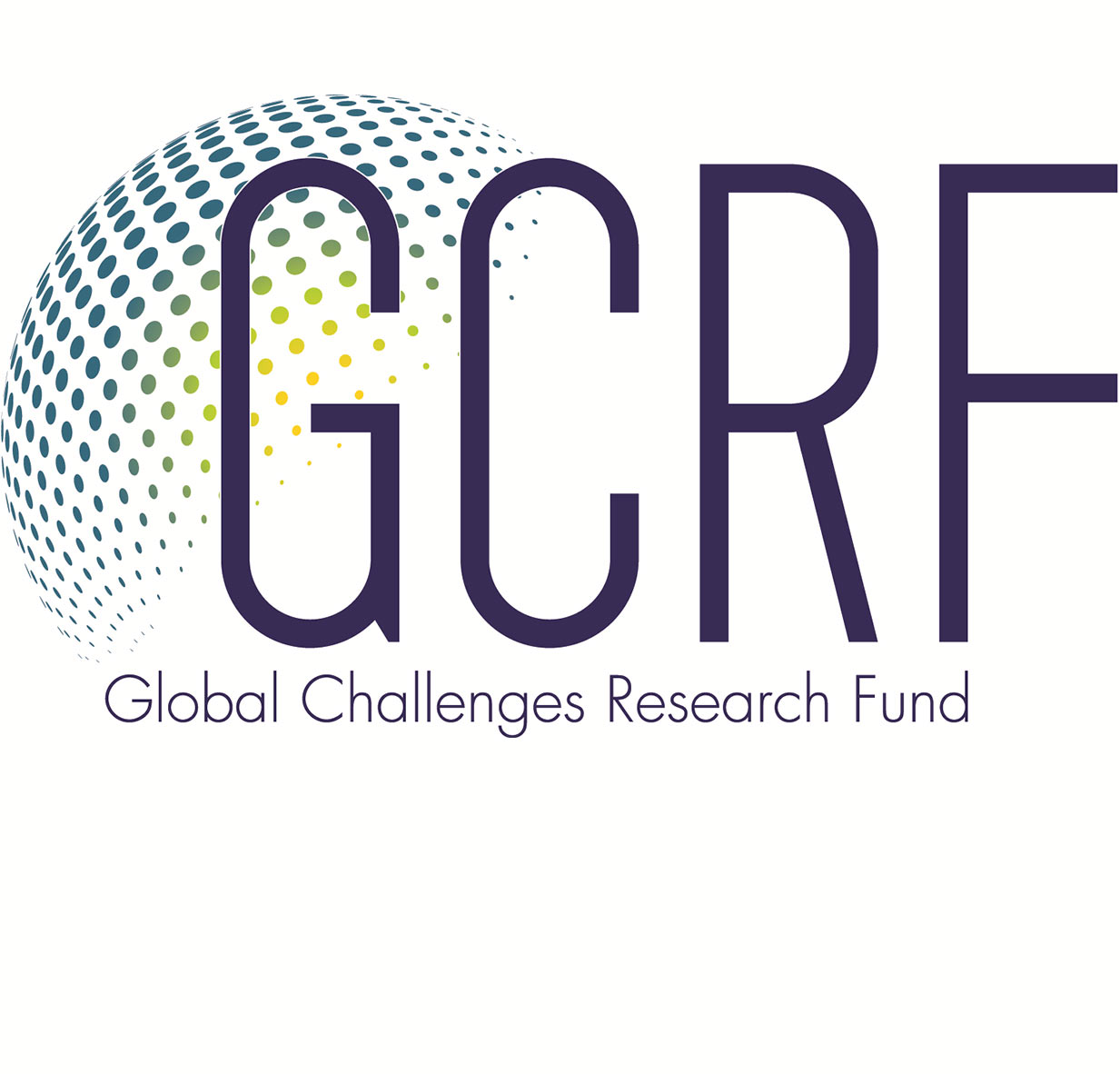 GCRF Grand Challenges Research Fund logo
