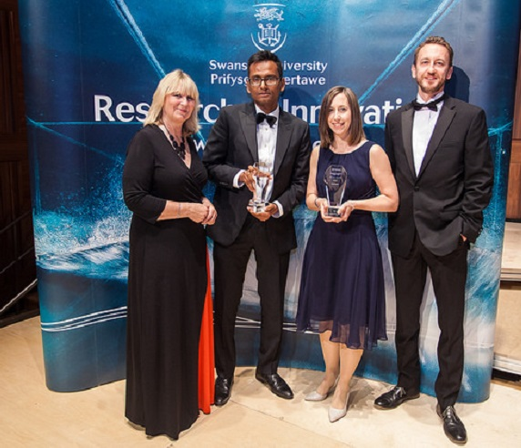 winners of the research and innovation awards