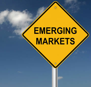 emerging markets signpost