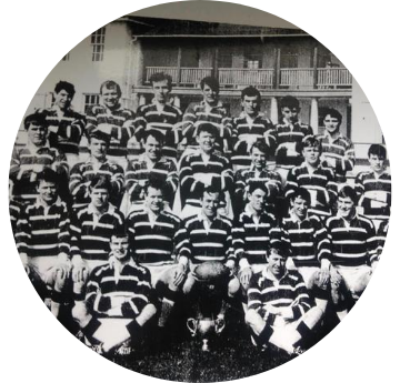 Rugby Team Photo