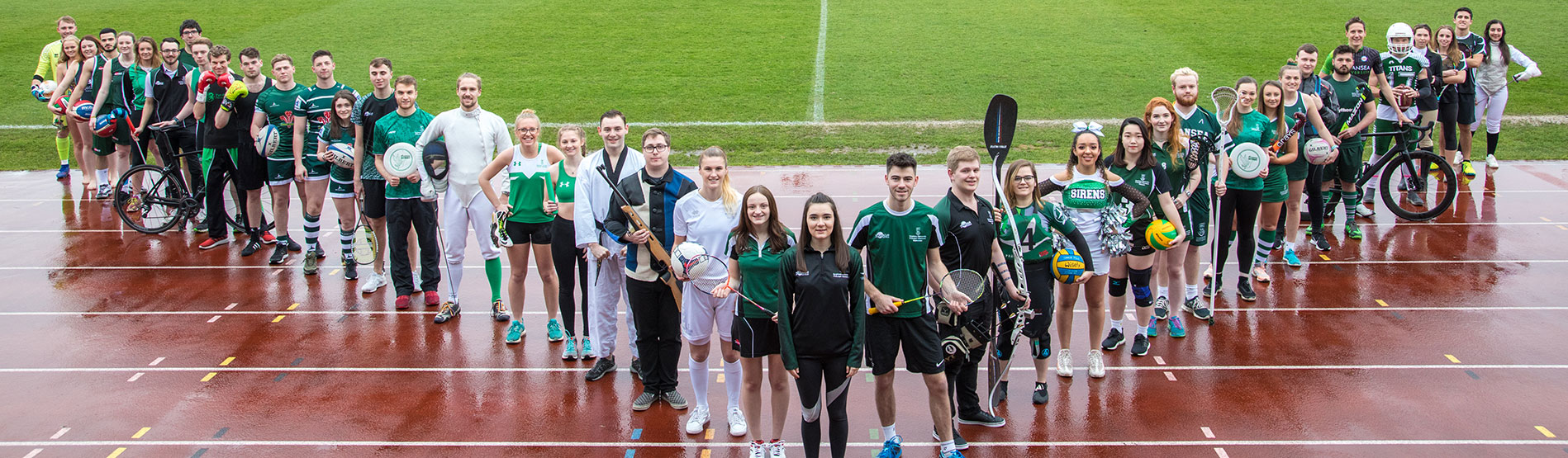 Student Sport Teams before Varsity competition