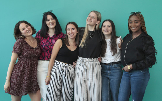 Student Union Representatives team 2019-2020