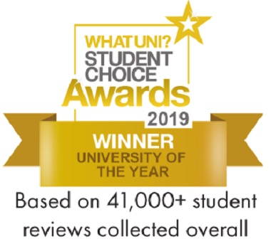 University of the Year graphic