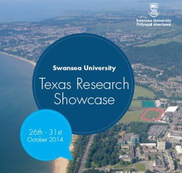 Texas Research Excellence Showcase brochure cover