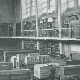 Swansea University Library 1960